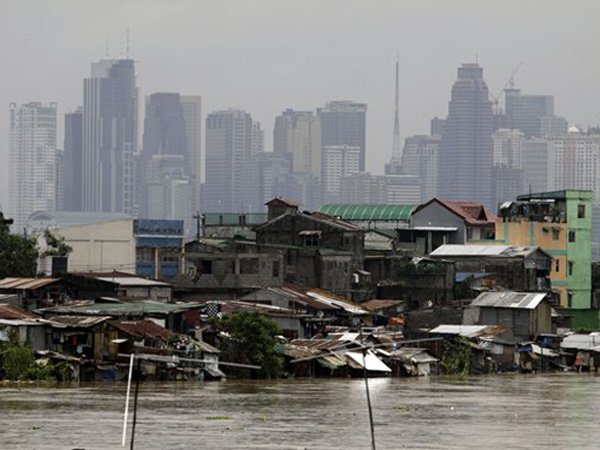 cainta flood